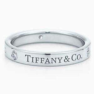 TIFFANY & CO.バンドリング