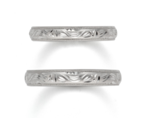 オレッキオの最新結婚指輪