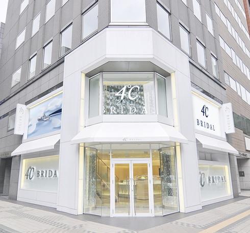 4℃ブライダル 札幌店