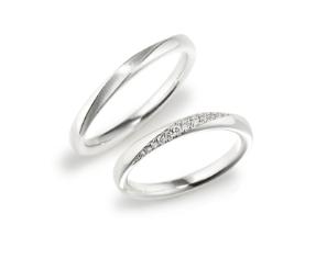 トレセンテの最新結婚指輪