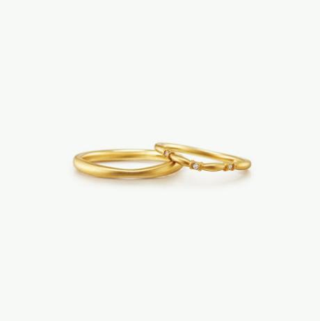 アガットの最新結婚指輪