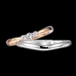 アンジェリックフォセッテの最新結婚指輪