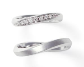 イズの最新結婚指輪