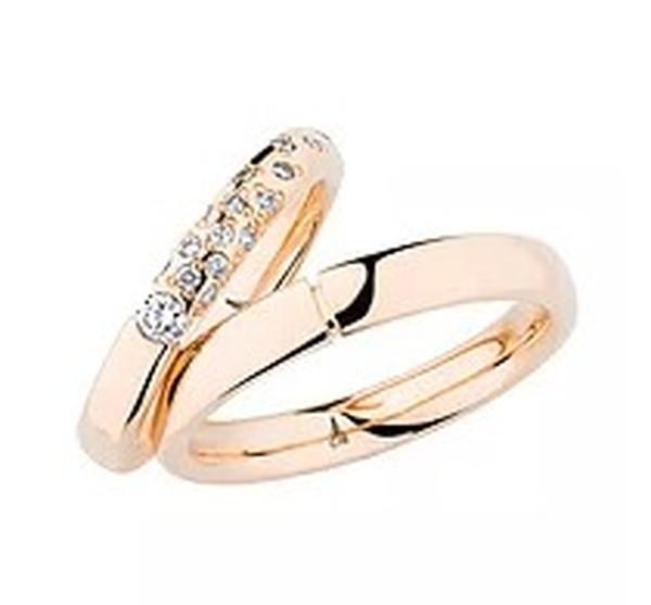 クリスチャンバウアーの最新結婚指輪