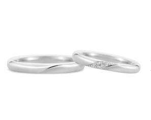 ケイウノの最新結婚指輪