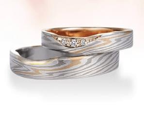 杢目金屋の最新結婚指輪