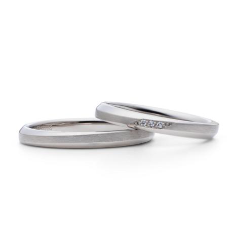 フラージャコーの最新結婚指輪
