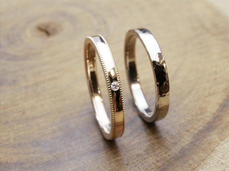 G.festaの最新結婚指輪