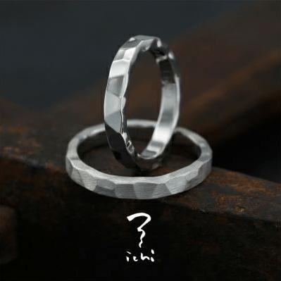 Ichiの最新結婚指輪