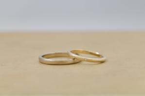 ケルヒの最新結婚指輪