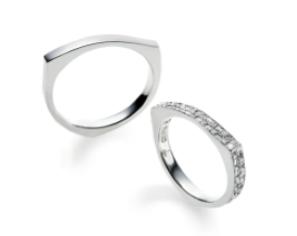 LAPAGEの最新結婚指輪