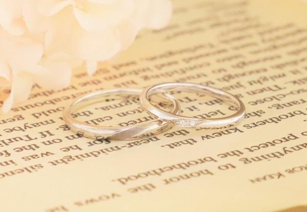 Live alongの最新結婚指輪