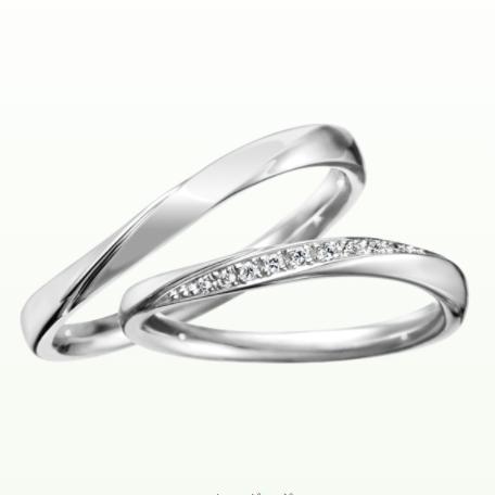 マリアージュエントの最新結婚指輪