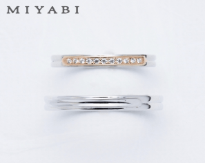 雅 -miyabi-の最新結婚指輪