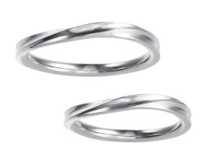 Ponte Vecchioの最新結婚指輪