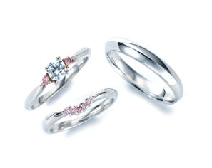 ANELLI DI GINZAの最新結婚指輪