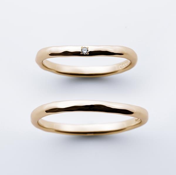 シエナロゼの最新結婚指輪